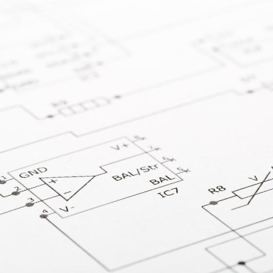 Projekty schematów elektrycznych