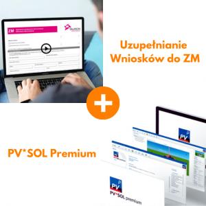 Szkolenie: PV*SOL Premium + Uzupełniania ZM